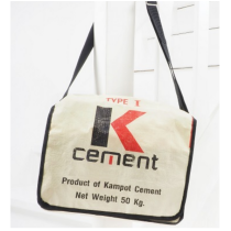 Fairtrade K-Cement schoudertas