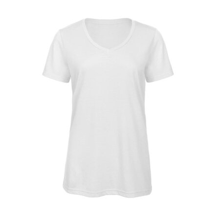 Triblend V-Neck T-Shirt Women - TW058