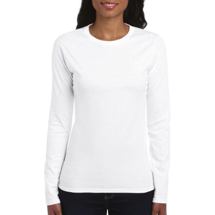 Ladies` Softstyle® T-Shirt LS