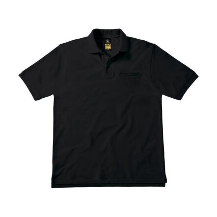 Workwear Blended Pocket Polo - PUC11