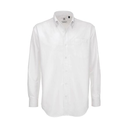 Men`s Oxford LS Shirt - SMO01