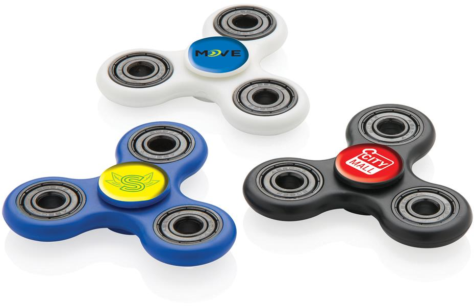 Fidget Spinner Doming